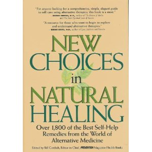 Image for New Choices in Natural Healing