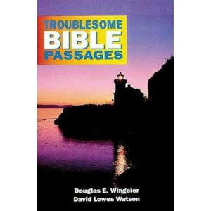 Image for Troublesome Bible Passages