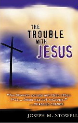 Image for The Trouble with Jesus