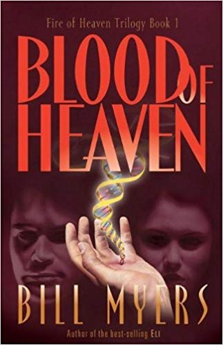 Image for Blood of Heaven (Fire of Heaven Trilogy, Book 1)