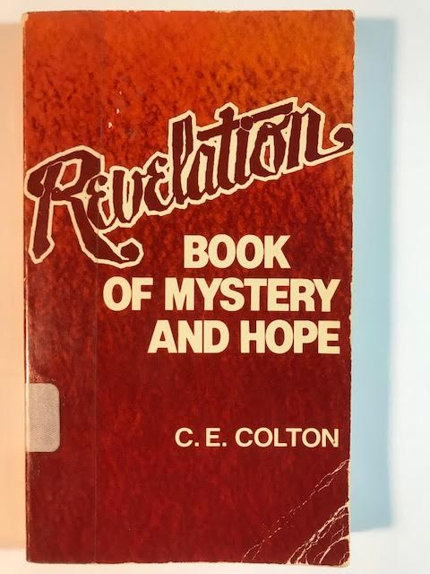 Image for Revelation: Book of Mystery and Hope