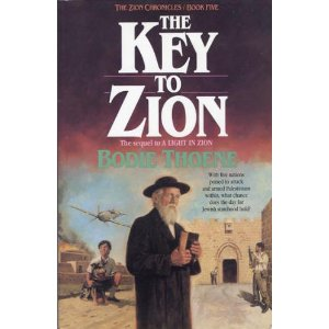 Image for The Key to Zion (Zion Chronicles)