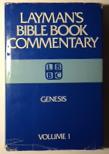 Image for Genesis, Volume 1 (Layman's Bible Book Commentary)
