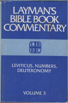 Image for Leviticus, Numbers, And Deuteronomy (Layman's Bible Book Commentary)