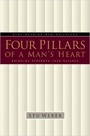 Image for Four Pillars of a Man's Heart: Bringing Strength Into Balance