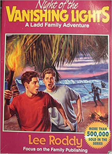 Image for Night of the Vanishing Lights: A Ladd Family Adventure
