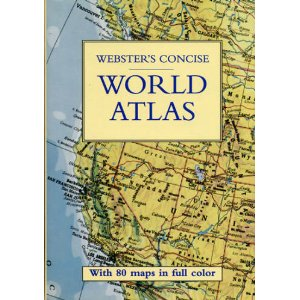 Image for Webster's Concise World Atlas