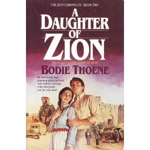 Image for A Daughter of Zion (The Zion Chronicles: Book Two)