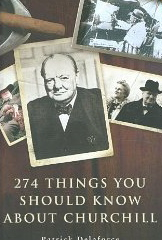 Image for 274 Things You Should Know About Churchill