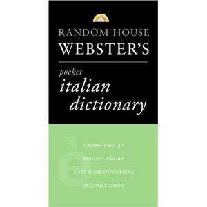 Image for Pocket Italian Dictionary