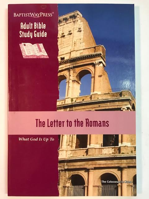 Image for The Letter to the Romans: What God is Up To