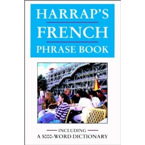 Image for Harrap's French Phrase Book