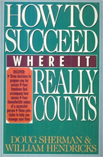 Image for How to Succeed: Where it Really Counts
