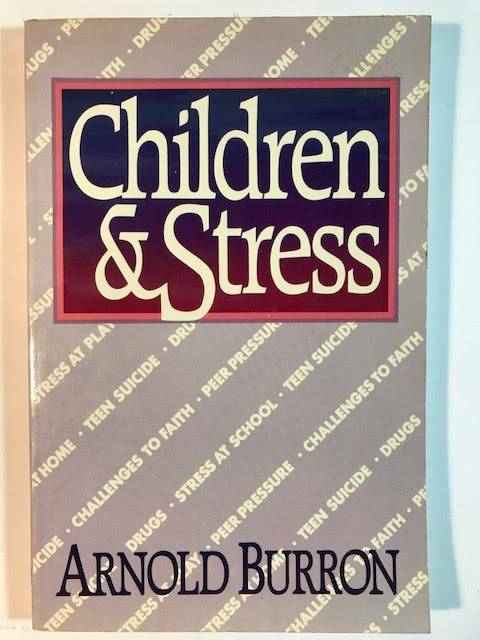 Image for Children and Stress