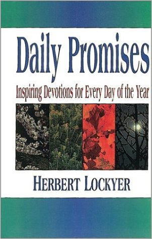 Image for Daily Promises: Inspiring Devotions for Every Day of the Year