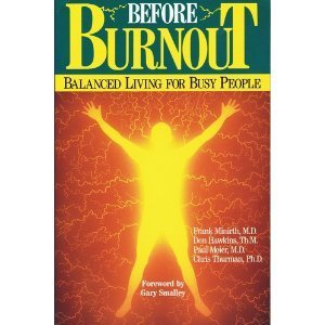 Image for Before Burnout: Balanced Living for Busy People