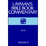 Image for Acts (Layman's Bible Book Commentary, 19)