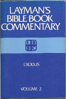 Image for Exodus (Layman's Bible Commentary)