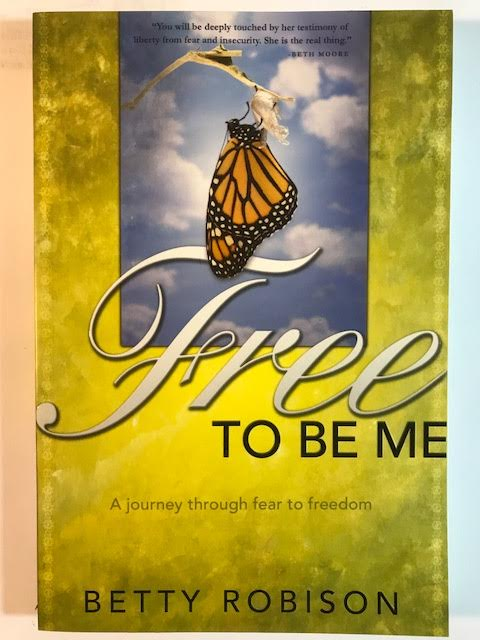 Image for Free to be Me: a Journey Through Fear to Freedom