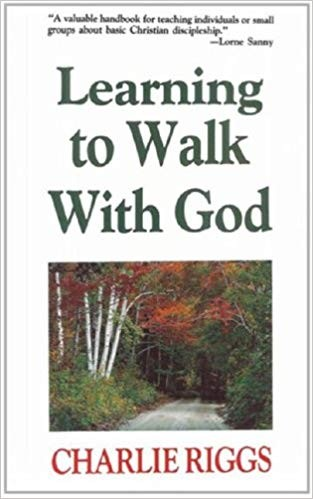 Image for Learning to Walk with God