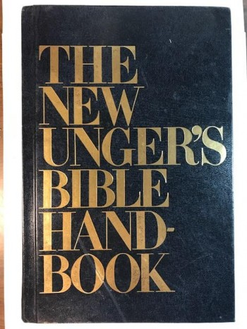 Image for The New Unger's Hand-Book