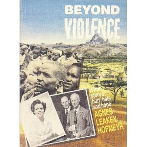 Image for Beyond Violence: A True Story of Hurt, Hate and Hope