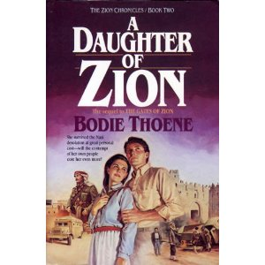Image for A Daughter of Zion: The Zion Chronicles Series (Book 2)
