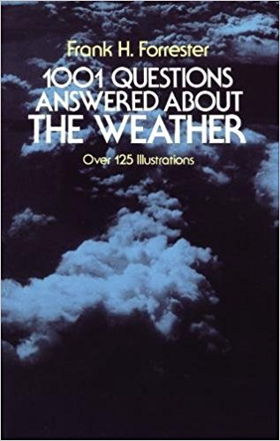 Image for 1001 Questions Answered about the Weather