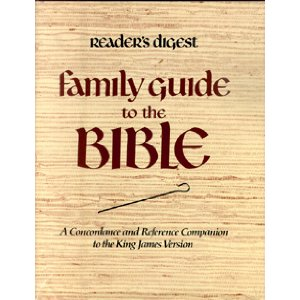 Image for Family Guide to the Bible: A Concordance and Reference Companion to the King James Version