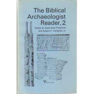 Image for The Biblical Archaeologist Reader, 2