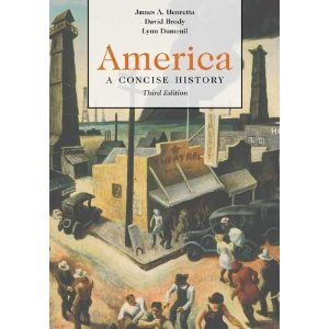 Image for America: A Concise History