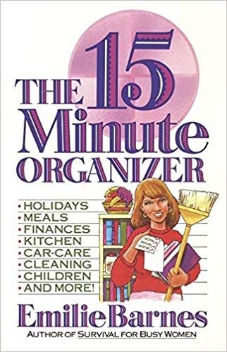 Image for The 15 Minute Organizer