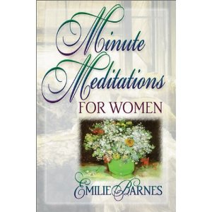 Image for Minute Meditations for Women