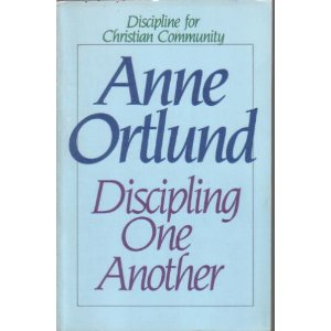 Image for Discipling One Another: Discipline for Christian Community