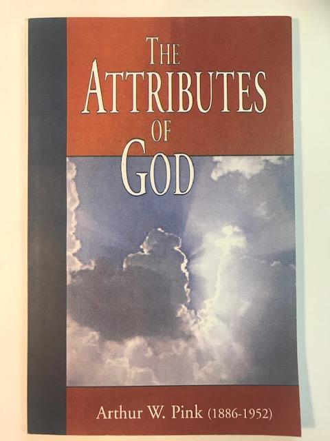 Image for The Attributes of God
