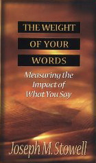 Image for The Weight of Your Words: Measuring the Impact of What You Say
