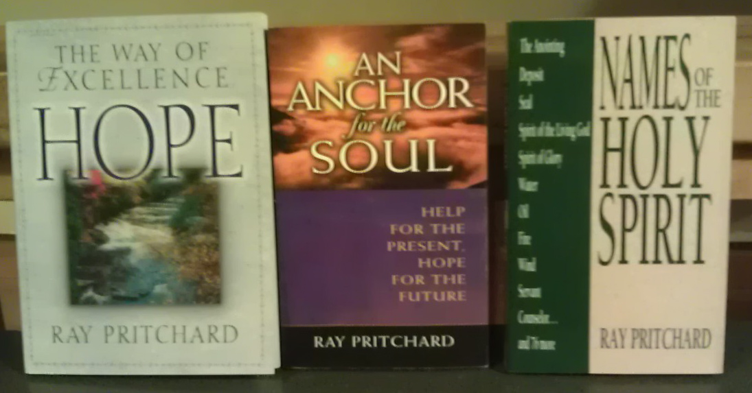 Image for Ray Pritchard Set (3 Books)