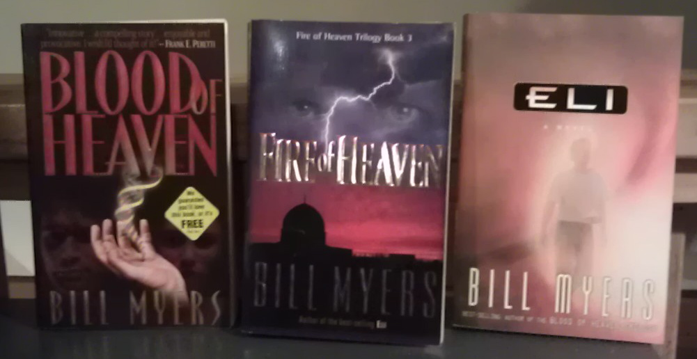 Image for Bill Myers Set (3 Books)