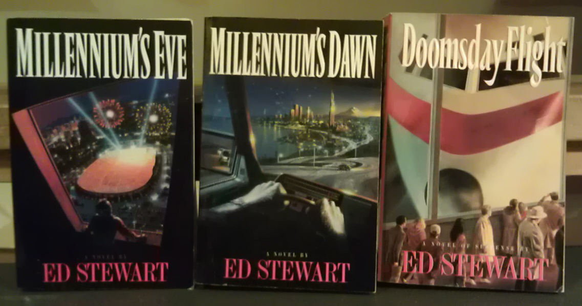 Image for Ed Stewart Set (3 Books)