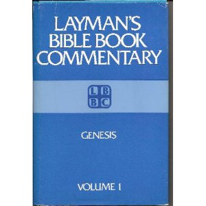Image for Layman's Bible Book Commentary: Genesis (Volume 1)