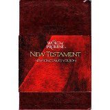 Image for The Word of Promise New Testament - New King James Version (Imitation Leather)
