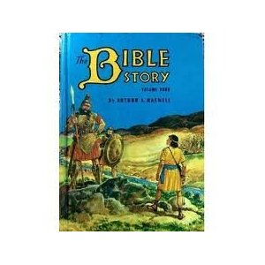 Image for The Bible Story (Volume Four)