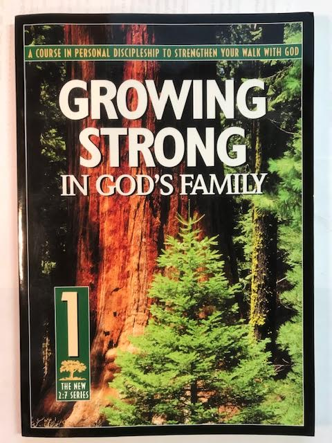 Image for Growing Strong in God's Family