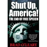 Image for Shut Up, America: The End Of Free Speach