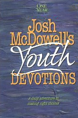 Image for Josh McDowell's Youth Devotions: A Daily Adventure in Making Right Choices