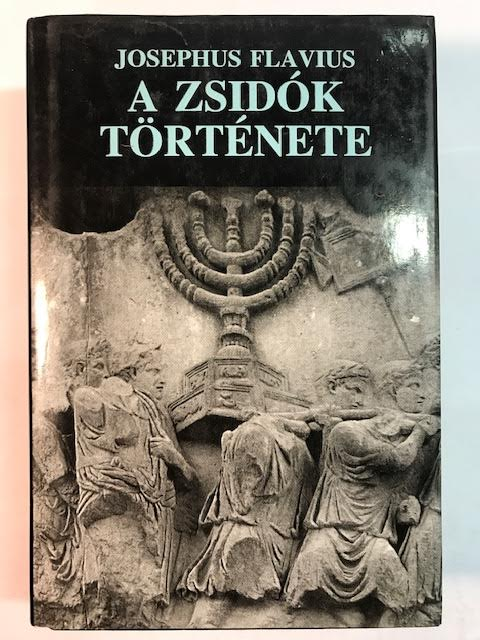 Image for A Zsidok Tortenete (Hungarian Edition)