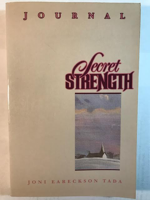 Image for Secret Strength Journal