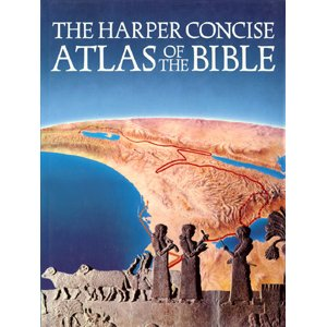 Image for The Harper Concise Atlas of the Bible