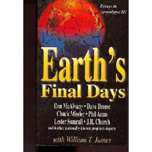 Image for Earth's Final Days: Essays in Apocalypse III