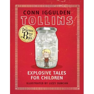 Image for Tollins: Explosive Tales for Children